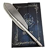 Agenda 2019 Harry Potter avec bloc-notes et stylo Poudlard vintage Harry Potter avec stylo plume pour les fans de Harry Potter