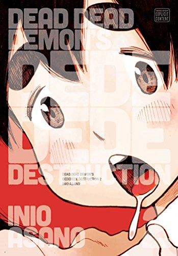 Dead Dead Demon's Dededede Destruction, Vol. 2 por Inio Asano