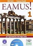 Eamus! Fondamenti di grammatica ed esercizi per l'apprendimento della lingua latinaLIM. Per i Licei e gli Ist. magistrali. Con espansione online. Con libro: 1