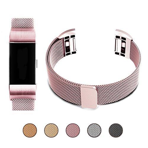 EUI Magnético Correa Compatible Fitbit Charge 2