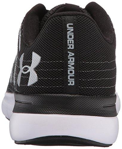 Under Armour UA Thrill 3, Chaussures de Running Homme Noir (Black 736)