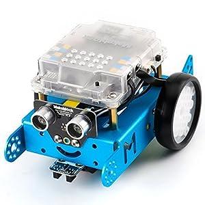 51C7Na6HKnL. SS300  - Makeblock - Robot Educativo MBOT, V1.1, Bluetooth