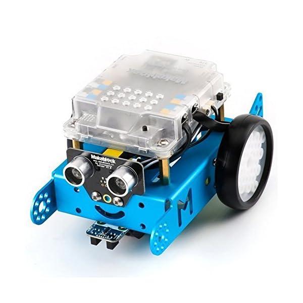 51C7Na6HKnL. SS600  - Makeblock - Robot Educativo MBOT, V1.1, Bluetooth