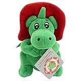 Sweety Toys 6137 Drache GRISU Feuerwehr Maskottchen Plüsch ca. 17 cm