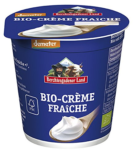 Berchtesgadener Land Bio Demeter Bio-Crème frache (1 x 150 gr)