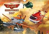 Planes 2 - Immer im Einsatz (Wandkalender 2017 DIN A4 quer): Das ideale Geschenk für Fans der fliegenden Lebensretter (Monatskalender, 14 Seiten ) (CALVENDO Spass)
