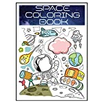 Space Coloring book: for kids, Outer Space Adventures Coloring book with Planets, Space Ships, Rockets, Astronaut and Extraterrestrial stars (Childrens Coloring book)