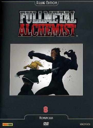 Fullmetal alchemist(deluxe edition)Volume08