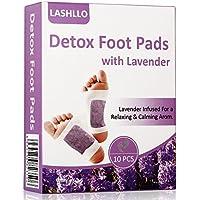 Detox Fußpflaster Lavendel, Detox Fusspflaster Vitalpflaster, Bambus Pflaster Wellness- Detox-Pflaster zieht die... preisvergleich bei billige-tabletten.eu