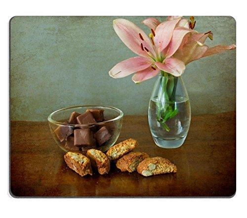 Liili Mauspad Naturkautschuk Mousepad Bild-ID 33102044Schokolade Süßigkeiten und Italienisches...
