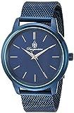 Burgmeister Damen Analog Quarz Uhr mit Edelstahl beschichtet Armband BMS02-033