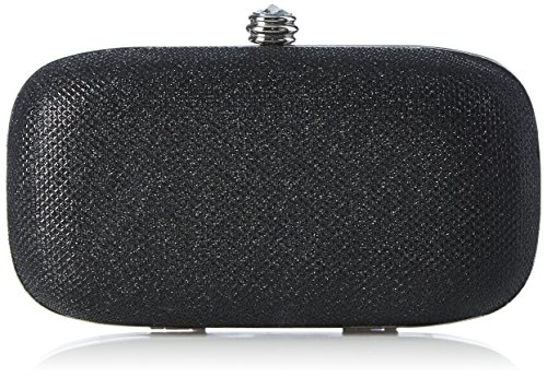 Carvela Damen Darling Clutch, Schwarz (Black), 6x10.5x18 cm