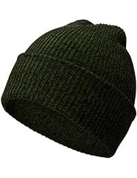 Amazon.it  cappello - Verde   Berretti in maglia   Cappelli e ... eeb3480d99af