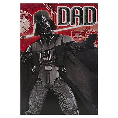 Hallmark Star Wars Geburtstagskarte für Dad