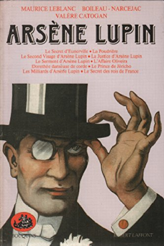 Arsne Lupin, tome 4