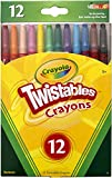 Vivid Imaginations Crayola Twistable Crayons (12 Pack)