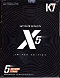 #6: K7 Total Ultimate Security X5 Limited Edition - 5 PC's, 5 Years (Email Delivery in 2 Hours - No CD)