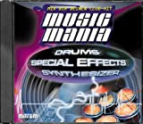 MIX DIR DEINEN HIT: DRUMS SPECIAL EFFECTS SYNTHESIZER - inkl. 550 MB Wave-Sound