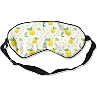 Comfortable Sleep Eyes Masks Give You Lemons Pattern Sleeping Mask For Travelling, Night Noon Nap, Mediation Or... preisvergleich bei billige-tabletten.eu
