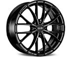 Oz Italia 150 4 F Matt Black 7 x 17 4 X 100 ET42 cerchioni in lega