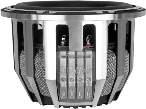 Earthquake Sound Auto Subwoofer (Earthquake Sound SUBZERO-10 1500W 10-inch Subzero Subwoofer DUAL VC 4Ohm)