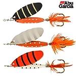 Abu Garcia Classics Reflex 7g in 3-pack