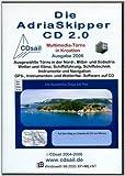 Die AdriaSkipper CD 4.0 - Fahrtensegeln in Kroatien