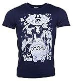 Ghibli Gang T Shirt Herren Studio Ghibli