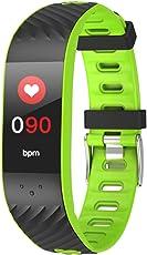 Insky2018P4colorato Tracker fitness, attività cardiofrequenzimetro