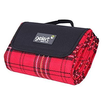 Gelert Picnic Rug Blanket Camping Equipment Travel Outdoor Accessories