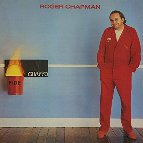 Roger Chapman: Chappo (Audio CD)
