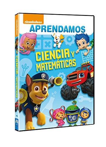 Aprendamos Ciencia Y Matemáticas [DVD] 51C7b7F0c7L