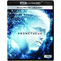 Prometheus  - Blu-Ray, 4K, Ultra HD
