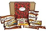 Galaxy Ultimate Chocolate Selection Gift Box - Including Ripple, Counters, Caramel, Hot Chocolate, Minstrels & More - Hamper Exclusive To Burmont's