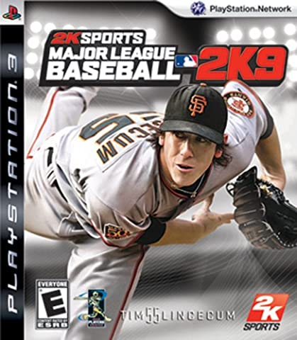 PS3 MAJOR LEAGUE BASEBALL 2K9 [Import américain]