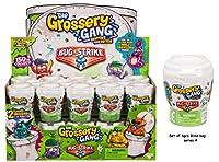 The grossery gang - series 4 - bug strike - Premio di 6pcs blind bag - Nuevo