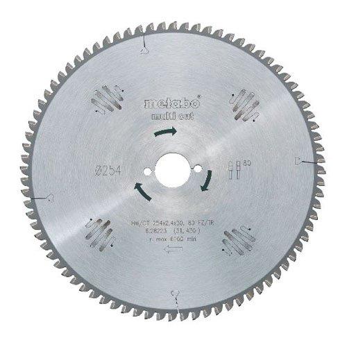 Preisvergleich Produktbild Metabo Kreissägeblatt HW/CT 190 x 30,56 FZ/TZ8 Grad , 628077000