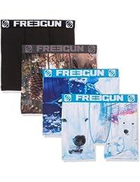 Freegun, Slip Homme (lot de 4)