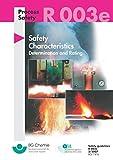 R003e - Safety Characteristics (BGI 747e): Determination and Rating (R-Reihe - Anlagensicherheit)