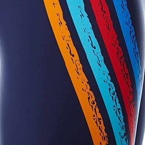 Zoggs Heathcote Jammer Costume da uomo blu navy