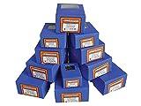 Forgefix MPSPACK - Viti di zinco, multiuso, 7 confezioni da 200 pezzi + 4 confezioni da 100 pezzi