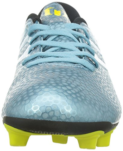 adidas Messi 10.4 Fg, Chaussures de Football Entrainement homme Argento (Silber (Matt Ice Met.F12/Bright Yellow/Core Black))