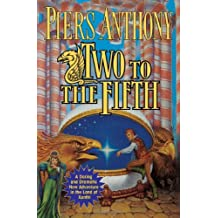 Two to the Fifth (Xanth Novels (Hardcover)) by Piers Anthony (2008-09-01)