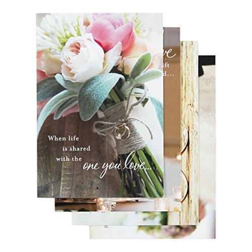 Hochzeit-Inspirierende Box Karten-Rustikal