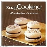 Livre Mes woopies et macarons ScrapCooking