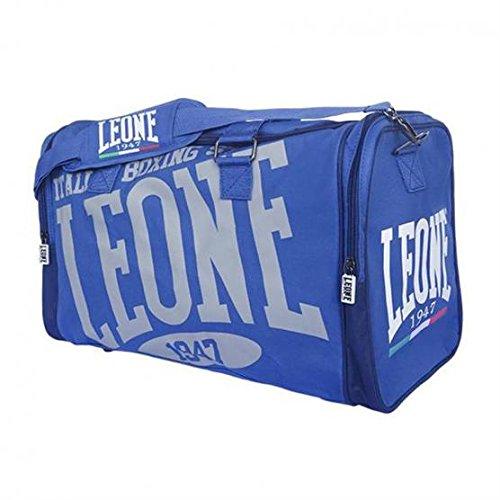 Leone 1947 Explosion Borsone Sportivo, Blu, Taglia Unica