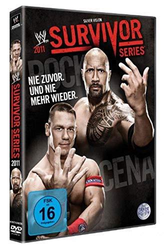 WWE - Survivor Series 2011 - Extreme Wwe Dvd