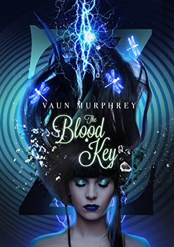 The Blood Key (The Wander Series Book 1) book cover