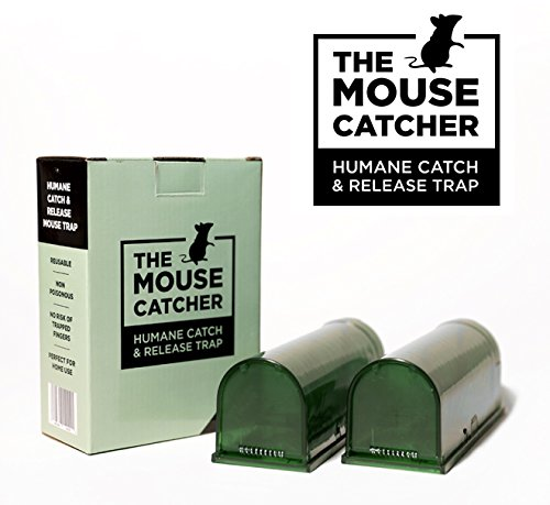The Mouse Catcher, 2 x Humane Mo...