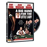 A Big Hand For the Little Lady (AKA Big Deal at Dodge City) 1966 Henry Fonda Joanne Woodward Jason Robards (region 2)